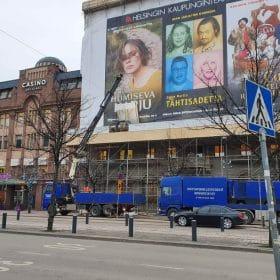 Hiekkapuhallusyksikkö Koivukoski Oy Mikonkatu, Helsinki